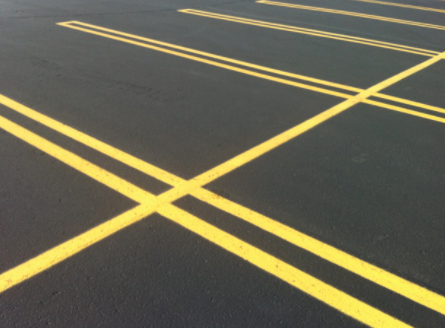 Suffolk County Parking Lot Paving